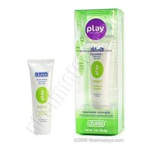 Durex Play Longer Desensitizer (replaces Durex Maintain