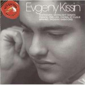 Kissin: Ludwig van Beethoven, Cesar Franck, Johannes Brahms, Evgeny