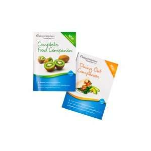 Weight Watchers 2012 Food and & Dining Out Companion Guide Points Plus