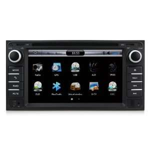 VIOS & Yaris Indash GPS Navigation System / Car radio / Multimedia