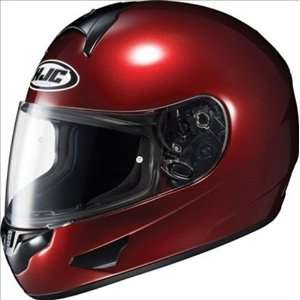 16 Full Face Motorcycle Helmet Wine Small S 0816 0111 04 Automotive