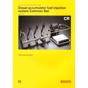 Diesel Accumulator Fuel Injection System Common Rail