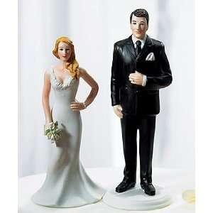 Full Figured Bride Cake Topper   The Curvy Bride