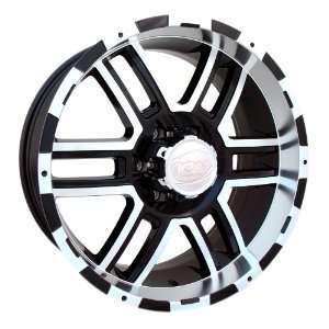 Style 179 (Black w/ Machined Face & Lip) Wheels/Rims 5x127 (179 8973B
