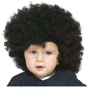 Infant Baby Afro Halloween Costume Wig Toys & Games