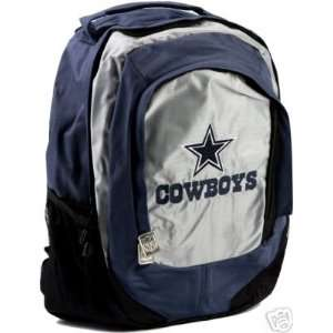 NFL Football Dallas Cowboys Large Backpack Everything