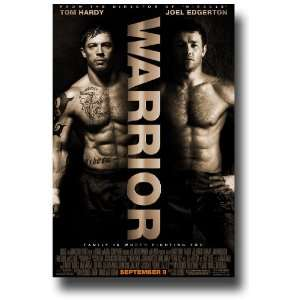 17   Joel Edgerton Tom Hardy MMA Family Is Worth Fighting for Sepia