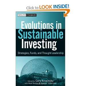 : Evolutions in Sustainable Investing: Strategies, Funds and Thought