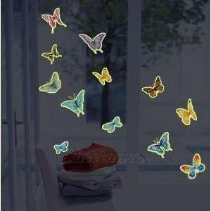 Dark Butterfly Home Decor Wallpaper Sticker WIDS 201