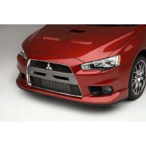 2008   2012 Mitsubishi Lancer Evolution Front Lower Air Dam Phantom