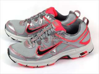 Wmns Air Alvord 9 Metallic Cool Grey/Black Neutral Grey Red 443847 004