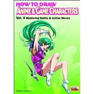 How to Draw Anime & Game Characters, Vol. 4: Mastering