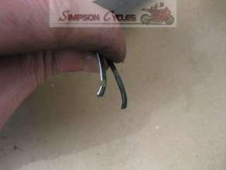06 07 SUZUKI GSXR750 MAIN WIRE HARNESS damage gsxr 750