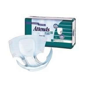 Attends Youth Briefs 10 Ultra Absorbency 20 28 Case