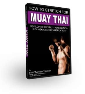 Set of Muay Thai Training DVD Videos MMA Martial Arts