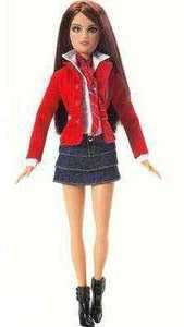 Barbie Roberta Pardo RBD Rebelde Doll From the Mexican Soap Opera