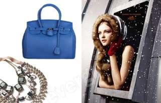 Super Star Shoulder Tote Boston Bag Handbag HOLLYWOOD 6 color EVERAL
