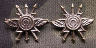 Slovakian Army Collar Badge   Slovakia Slovensko