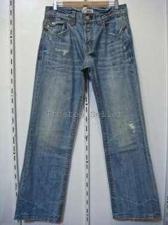 NWT MEK denim Mens Vintage Mazatlan Flap Pocket Jeans 33