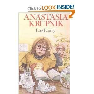 : Anastasia Krupnik (0046442286299): Lois Lowry, Diane DeGroat: Books