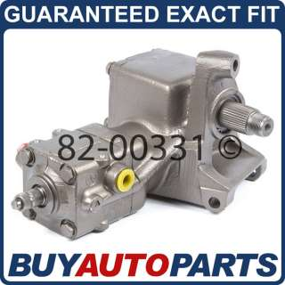 BMW E28 M5 E24 635csi M6 POWER STEERING GEARBOX GEAR
