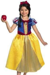 Girls Toddler Snow White Disney Princess Costume 3T/4T
