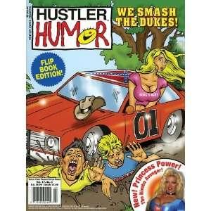 Hustler Humor Vol. 27 No. 3: Larry Flynt: Books