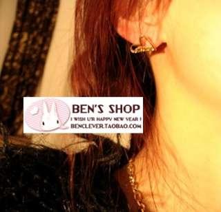 1712 Korean Fashion cutie heart Earrings