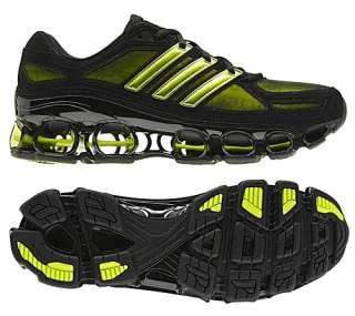 Ambition POWERBOUNCE 2012 Running Shoes Black Yellow Bounce