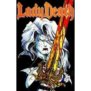 LADY DEATH 20 Different, 1st Lady Of Bad Girl Craze!, Instant Gift