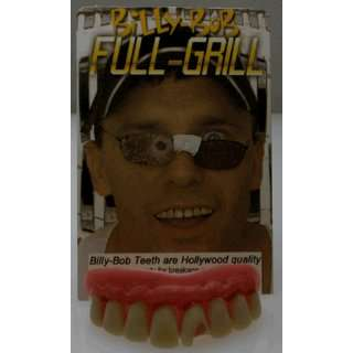 Billy Bob Full Grill Cavity Teeth Toys & Games