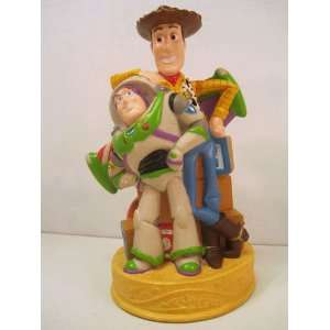 Walt Disney Woody & Buzz Lightyear Toy Story cCin Bank