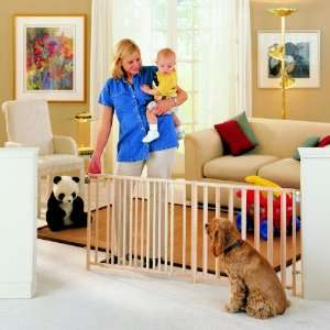 Extra Wide Swing Gate: Baby