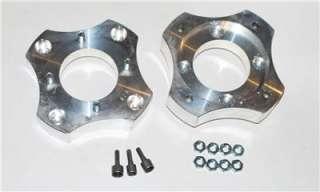 Modquad Wheel Adapters 4x110 Polaris Ranger RZR Blem