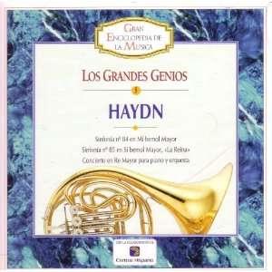 Vol. 5) Haydn, Bohdan Warchal, Orquesta de Camara Eslovaca Music