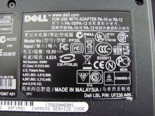 Dell Inspiron E1505 Core Duo 1.83GHz 2048MB Laptop DVD+/ RW drive and