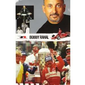 Bobby Rahal Acura on 2006 Bobby Rahal Rahal Letterman Indy Car Postcard  Everything Else