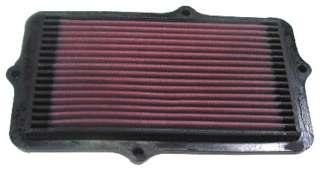 Air Filter Honda Accord L4 1990 91 Panel