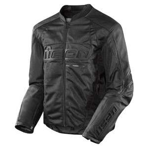 ICON MENS ARC MESH NYLON FUNCTIONAL JACKET SPORT FIT NEW 2820