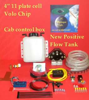 Worlds Best HHO 4 11 Plate Experimenting Dry Cell Generator system