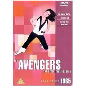 The Avengers Patrick Macnee, Diana Rigg, Honor Blackman