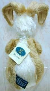 BOYDS BEARS Maxwell Roly Poly Rupert PLUSH Rabbit SET