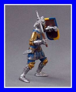 Schleich Collectible Medieval World of Knight Foot Soldier with Mace