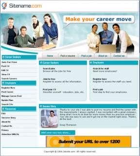 Established Job and Career websites for Sale