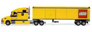 LEGO City Semi Truck Trailer Cargo Hauler  3221