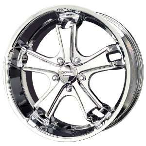 Liquid Metal Dyno Series Chrome Wheel (20x9/5x139.7mm