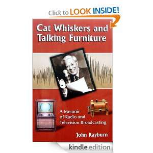 Cat Whiskers and Talking Furniture A Memoir of Radio and Television