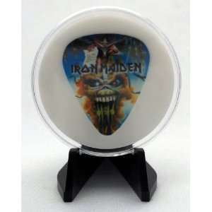 Iron Maiden The Evil That Men Do Guitar Pick With MADE