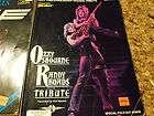 Randy Rhoads w Ozzy Osbourne TAB Lesson DVD 3 Hours