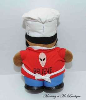 South Park Jerome McElroy Chef Plush Character Toy